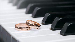 2018年人気婚約指輪【ゴールドリング】
