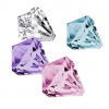 カラーダイヤモンド…どんなものがあるの?