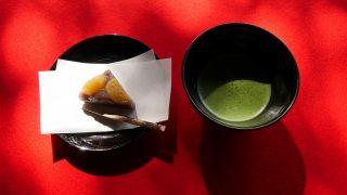 お茶席での指輪のマナー。