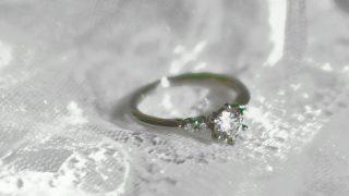 婚約指輪の持つ意味?