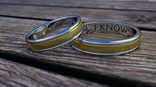 指輪の刻印はどんなものを入れてるの?