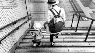 母子家庭の経済状況は苦しい!