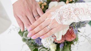 離婚したら、結婚指輪をはめることはない