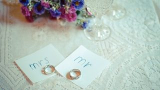 結婚指輪はどこにある?