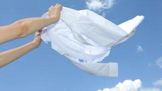 洗濯しても汗染みの黄ばみが落ちない…