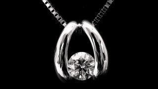 ひとつは持っていたい一粒ダイヤのネックレス