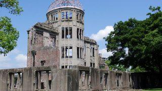 8月6日は「原爆」の日です。