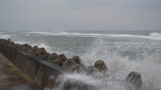 台風が接近した際の心得、無駄な備えはありません!