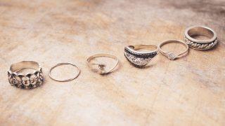 どんな指輪が売却できる?迷われている皆様へ。